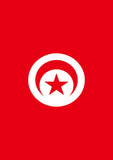Flag of Tunisia Image 1