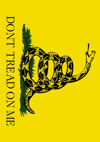 Don't Tread on Me Horizontal Image 1