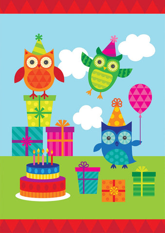 Party Owls Image 1