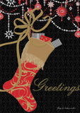 Sparkly Stocking Image 1