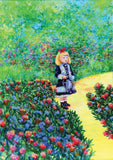 Renoir's Girl with Watering Can Image 1