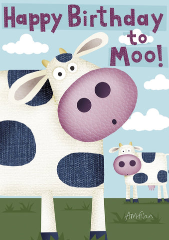 Happy Birthday Moo Image 1