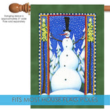 Stovepipe Snowman Image 3