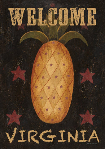Americana Pineapple-Welcome Virginia Image 1