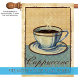 Cappuccino Stamp Image 3