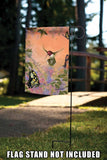 Anna's Hummingbirds and Butterflies Image 5
