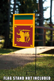 Flag of Sri Lanka Image 5