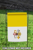 Flag of the Vatican City Image 5