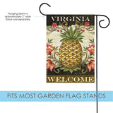 Pineapple & Scrolls-Virginia Welcome Image 2