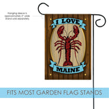 Maine Lobster Sign Image 2