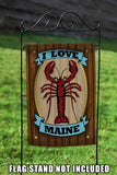Maine Lobster Sign Image 5