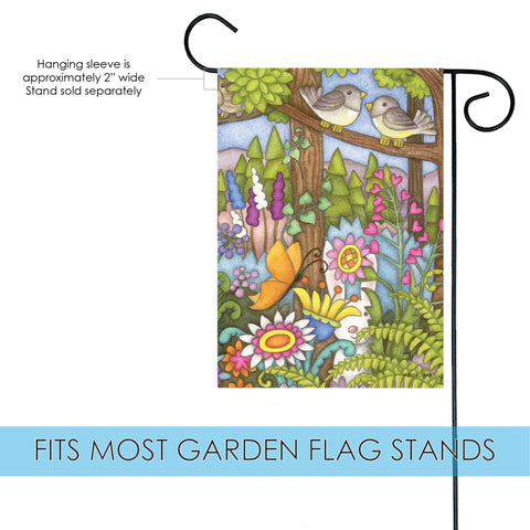 Enchanted Forest Flag Toland Flags