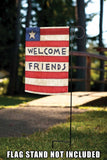 Patriotic Welcome Friends Image 5