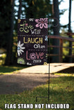 Live Laugh Love Chalkboard Image 5