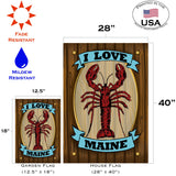 Maine Lobster Sign Image 4