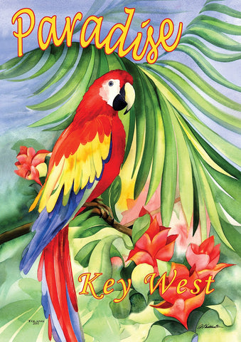Macaw Paradise-Key West Image 1