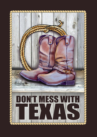Don't Mess With Texas Image 1