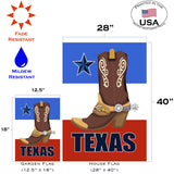Texas Cowboy Boot Image 4