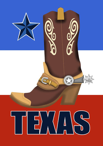 Texas Cowboy Boot Image 1