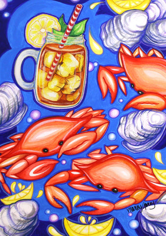 Crab Buffet Image 1
