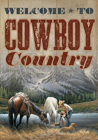 Cowboy Country Image 1