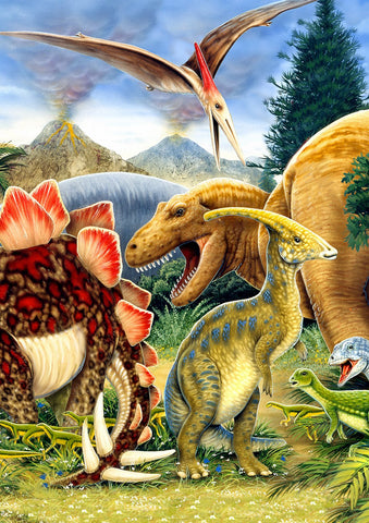 Prehistoric Party Image 1