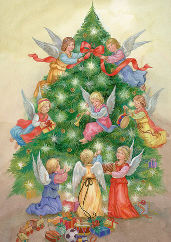 Tree Angels Image 1