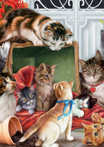 Christmas Kitties Image 1