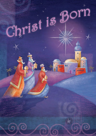 Christ is Born Image 1