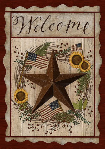 Barn Star Welcome Image 1