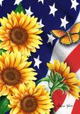 American Sunflowers Image 1