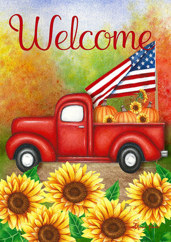 Welcome Harvest Truck Image 1