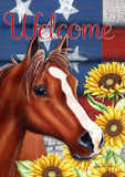 Sunflower Horse Image 1
