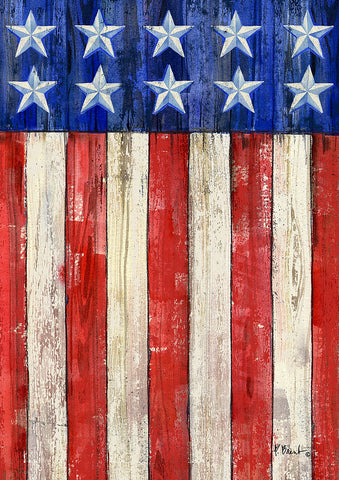 Rustic Stars and Stripes Image 1