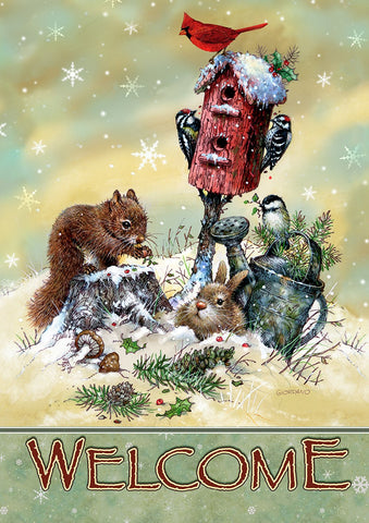 Welcome Winter Critters Image 1