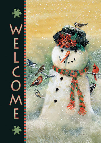 Welcome Snowman and Friends Image 1