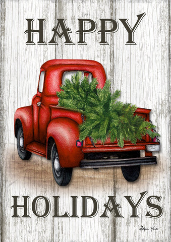Red Truck Holidays Image 1