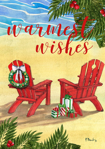 Tropical Christmas Wishes Image 1