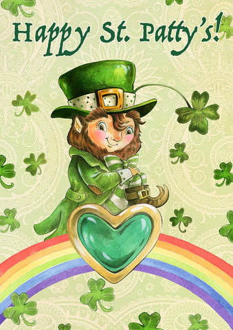 Happy Saint Patty Image 1
