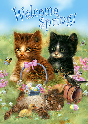 Welcome Spring Kittens Image 1