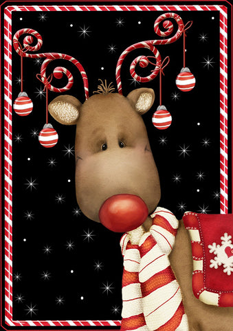 Candy Cane Reindeer Image 1