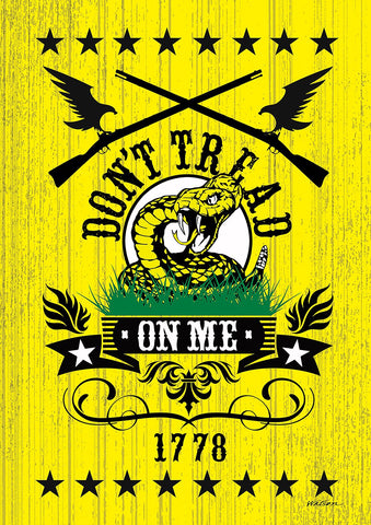 Don't Tread On Me Image 2