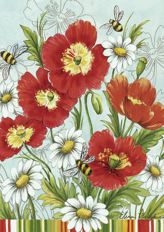 Poppies & Daisies Image 1