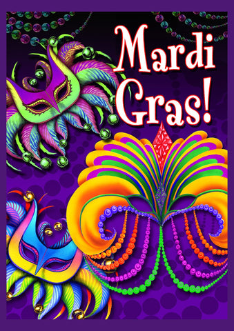 Happy Mardi Gras Image 1