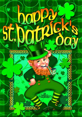 Happy Leprechaun Image 1
