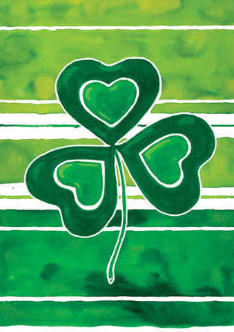 Shamrock Stripes Image 1