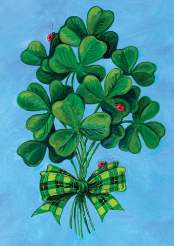 Shamrock Bouquet Image 1