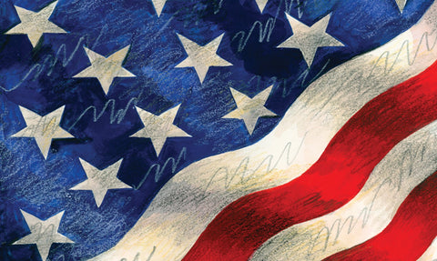 Star-Spangled Banner Door Mat Image
