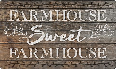 Sweet Farmhouse Door Mat Image