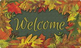 Welcome Autumn Leaves Image 1
